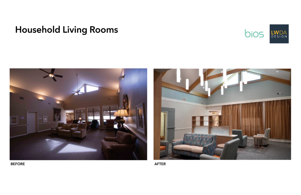 Household Living Rooms
