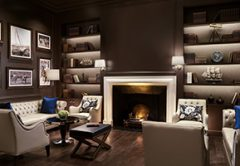 SMALL SIZE The Ritz-Carlton - Tianjin - Fireplace Room - Credit -Christopher Cypert